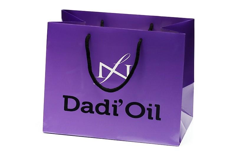 Dadi'Oil tasjes. 12 stuks
