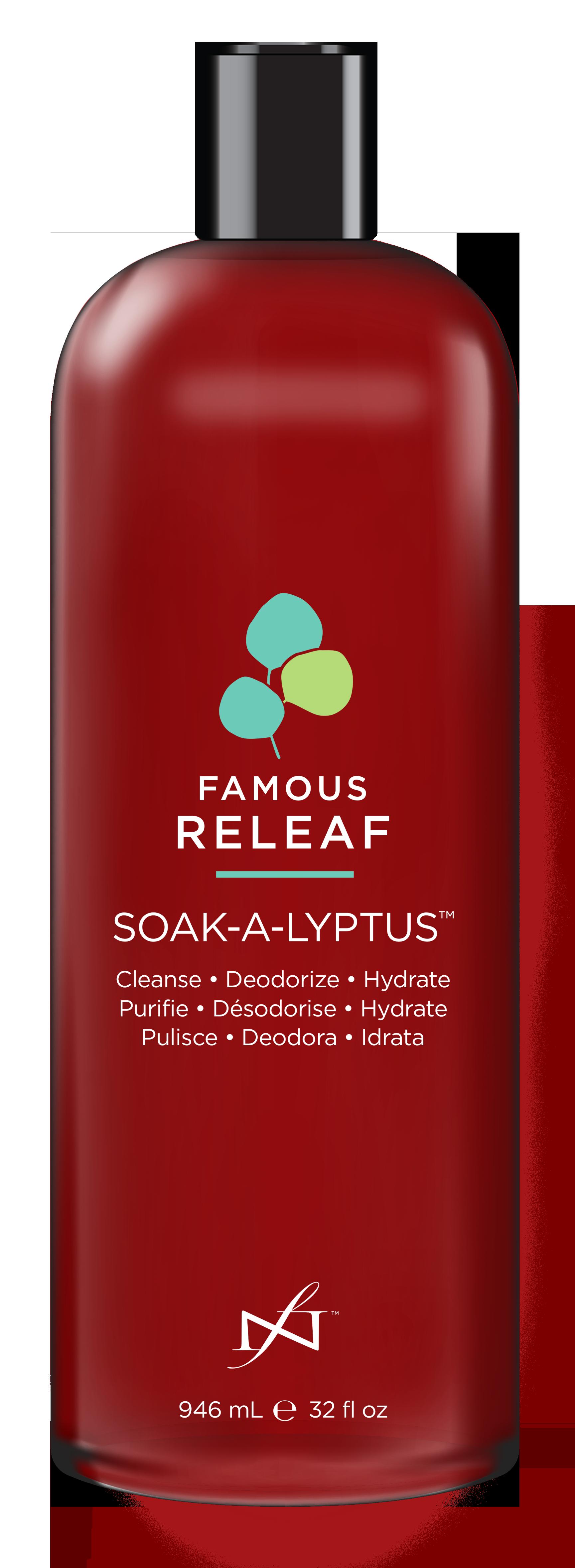 Soak-A-Lyptus 946ml