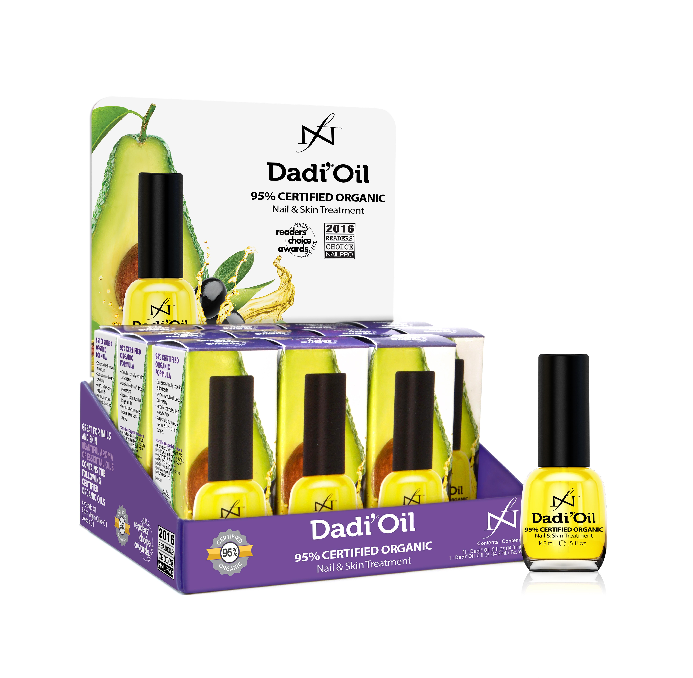 Dadi'Oil Display