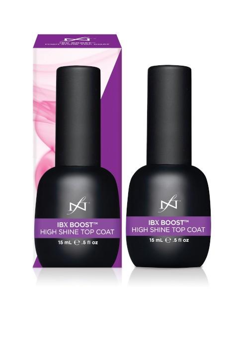 IBX Boost High Shine Topcoat 15ml