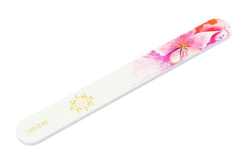 Straight soft product vijl Pink pointer