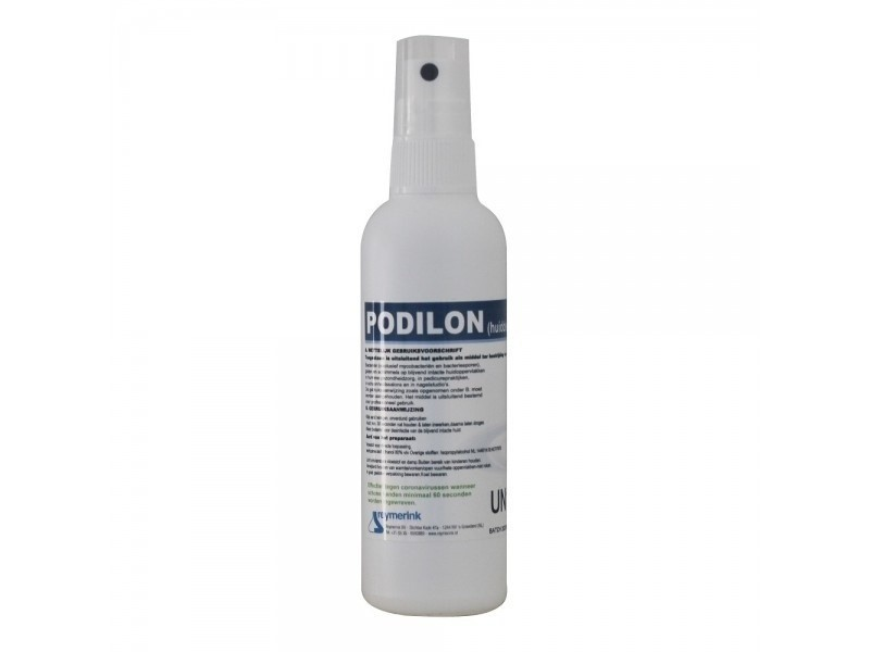 FL Podilon 100ml verstuiver (special 14461N/ NOTIF870)